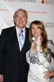James Keach and Jane Seymour — Stock Photo