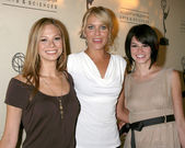 Tamara Braun, Arianne Zucker, Rachel Melvin — Stock Photo