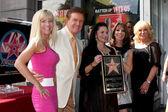 Jennifer Elise Cox, Wink Martindale, Crystal Gayle, Kate Linder, Tanya Tucker — Stock Photo