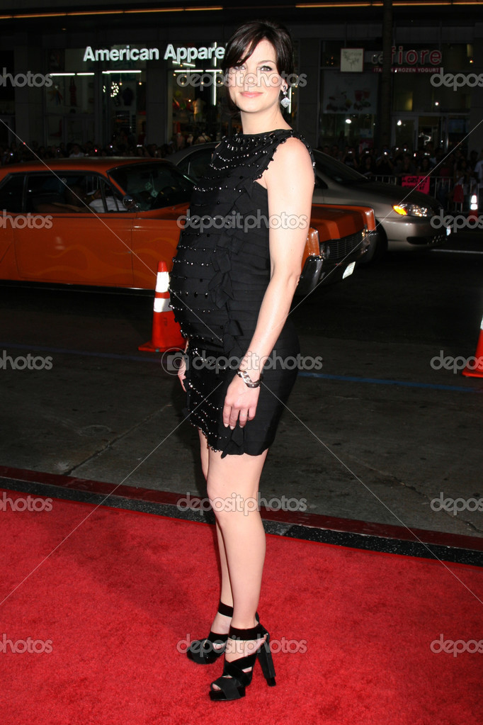 Michelle Monaghan arriving at the premiere of &quot;Eagle Eye&quot; at Mann&#039;s Chinese Theater in Los Angeles ,CA on September 16, 2008  Stock Photo #13082122