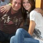 Scott Krinsky & Mini Anden — Stock Photo #13094691
