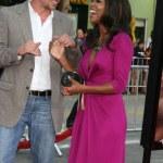 ������, ������: Marc Blucas & Gabrielle Union