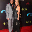 Don Diamont & wife — Photo
