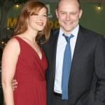 ������, ������: Sandra & Rob Corddry