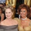 ������, ������: Meryl Streep and Sophia Loren