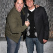 Greg Grunberg & Bob Guiney — Stock Photo