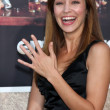 Autumn Reeser — Stock Photo