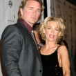 John Schneider & Kelly Carlson — Stock Photo