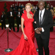 Heidi Klum & Seal — Stock Photo