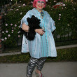 Zandra Rhodes - Stock Photo