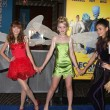 Bella Thorne, Kathryn Newton, & Pia Mia  — Stock Photo