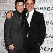 David Lago & Christian LeBlanc - Stock Photo