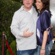 Tom Arnold and Fiance — Stock Photo #13099621