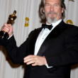 Jeff Bridges, Winner, Best Actor — Stock Photo #13099642