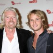 Постер, плакат: Richard Branson Sam Branson