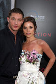 Tom Hardy, Charlotte Riley — Stock Photo