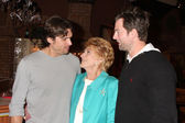 Joshua Morrow, Jeanne Cooper, Michael Muhney — Stock Photo