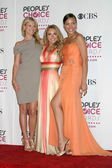 Ali Larter, Hayden Panettiere and Tawny Cypress — Stock Photo