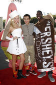 Gracie Dzienny, Ryan Potter, Carlos Knight — Stock Photo