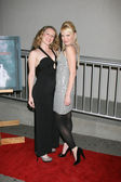 Rochelle Savory, Adrienne Frantz (Cousins) — Stok fotoğraf