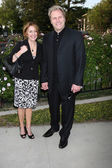 Patricia Heaton & Husband — Stock Photo