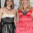 Melanie Goldstein & Kirsten Vangsness - Stock Photo