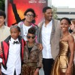 Постер, плакат: Jackie Chan Jaden Smith Trey Smith Willow Smith Will Smith Jada Pinket