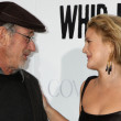 Steven Spielberg, Drew Barrymore - Stock Photo