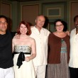 Постер, плакат: Oscar Nunez Kate Flannery Creed Bratton Phyllis Smith and Le