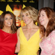 EvLongoria, Felicity Huffman, and DanDelany — Stock Photo #13103038