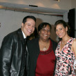 Постер, плакат: Yancy Arias his mom and Constance Marie