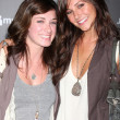 Margo Harshman & Briana Evigan — Stock Photo