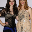 Vanessa Marano, Katie LeClerc — Stock Photo