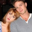 Yvonne Zima and Wilson Bethel — Stock Photo #13109724