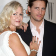 Jennie Garth & Peter Facinelli — Stock fotografie