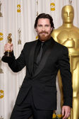 Christian Bale — Stock Photo