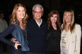Michelle Stafford, Paul Rauch, Tracey Bregman, & Maria Bell — Stock Photo
