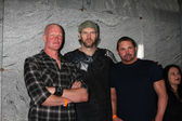 Derek Mears, Tyler Mane, Kane Hodder — Stock Photo