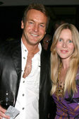 Doug Davidson & Lauaralee Bell — Stock Photo