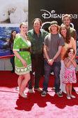 Beau Bridges & Family — Stock Photo