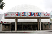 Cinerama Dome Theater — Stock Photo