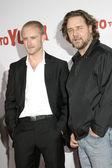 Ben Foster & Russell Crowe — Stockfoto