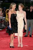 Christine Taylor, Amy Adams — Fotografia Stock