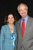 Michael Gross & Wife Elza Bergeron — Stock Photo