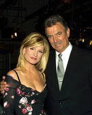 Dayna Devon and Eric Braeden — Stock Photo