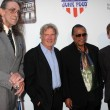 Постер, плакат: Peter Mayhew Harrison Ford Billy Dee Williams & Ewan McGregor