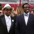 Stock Photo: Spike Lee & Wesley Snipes