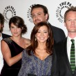 Josh radnor, jason segel, alyson hannigan, cobie smulders, neil — Photo