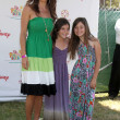 Stock Photo: Brooke Burke and daughters