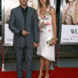 David Alan Basche and Alysia Reiner — Stockfoto